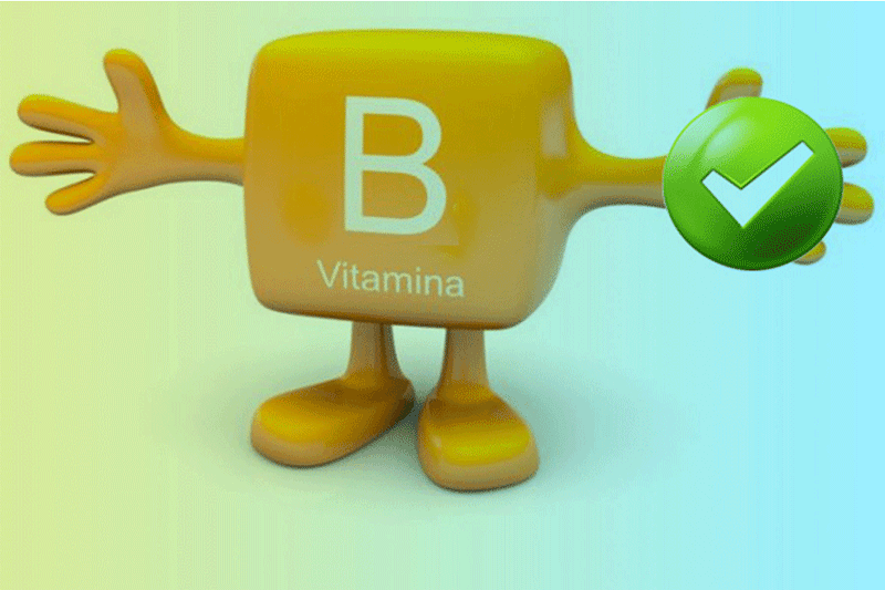 Beneficio de la vitamina b